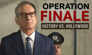 Operation Finale movie