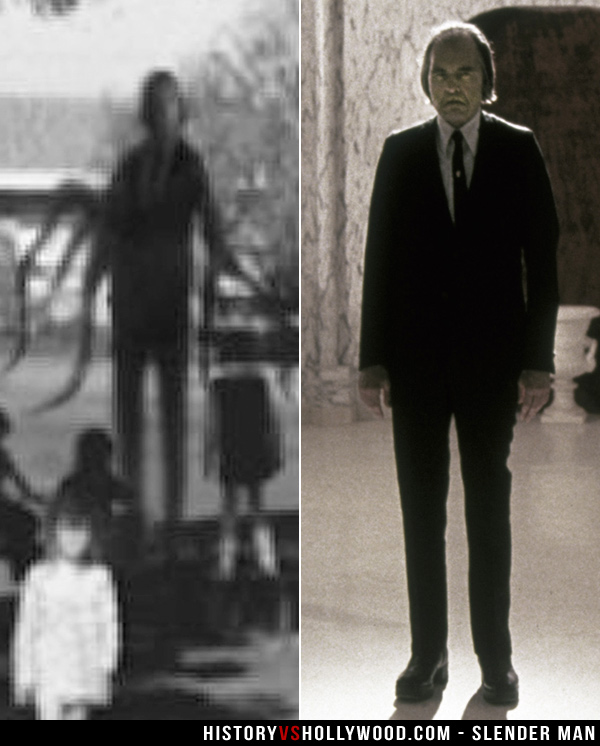 Is the Slender Man Movie Based on a True Story? The Origins