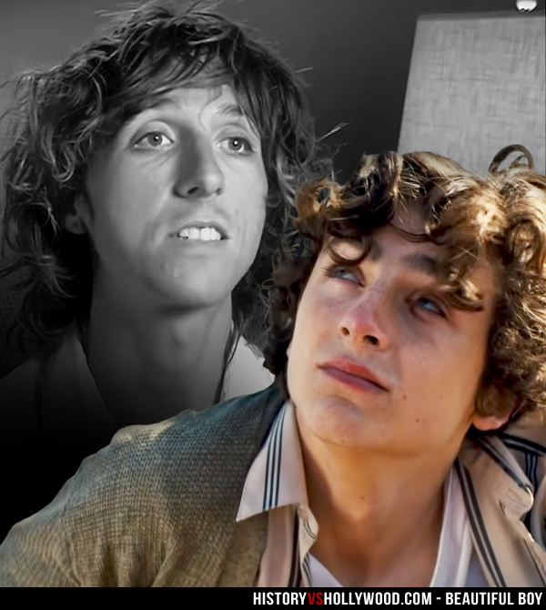 The Beautiful Boy Movie vs  The True Story of David and Nic