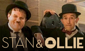 Stan and Ollie movie