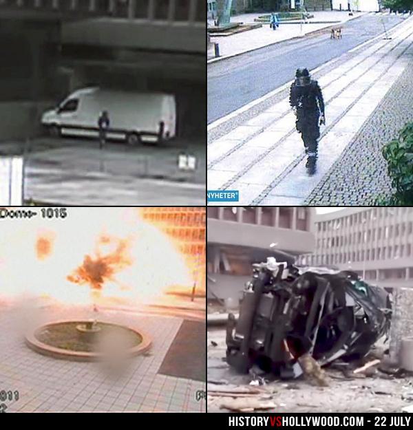 22 July vs  the True Story of the 2011 Norway Terrorist Attacks