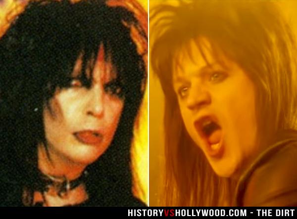 The Dirt Movie vs  the True Story of Mötley Crüe