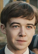 Alex Lawther as Young Alan Turing