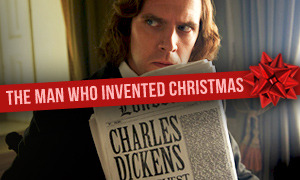 The Man Who Invented Christmas movie