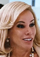 Melissa Rivers as Joan Rivers