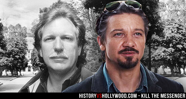Gary Webb and Jeremy Renner