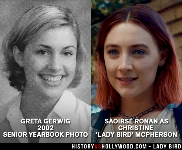 Is Lady Bird A True Story No But Greta Gerwig S Life Inspired