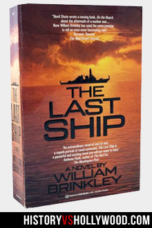 William Brinkley Last Ship Book