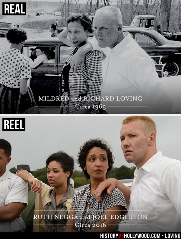 Mildred Loving and Richard Loving
