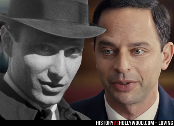 Bernard Cohen and Nick Kroll