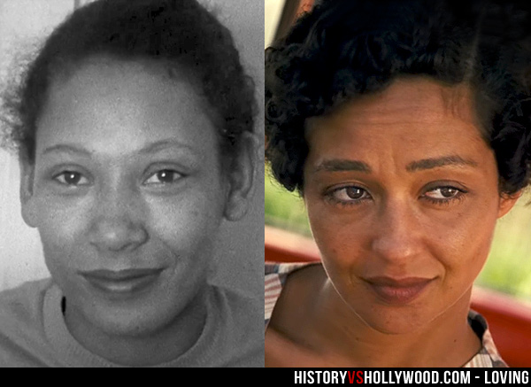 Mildred Loving and Ruth Negga