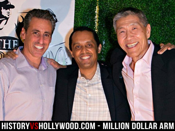 J.B. Bernstein, Ash Vasudevan and Will Chang