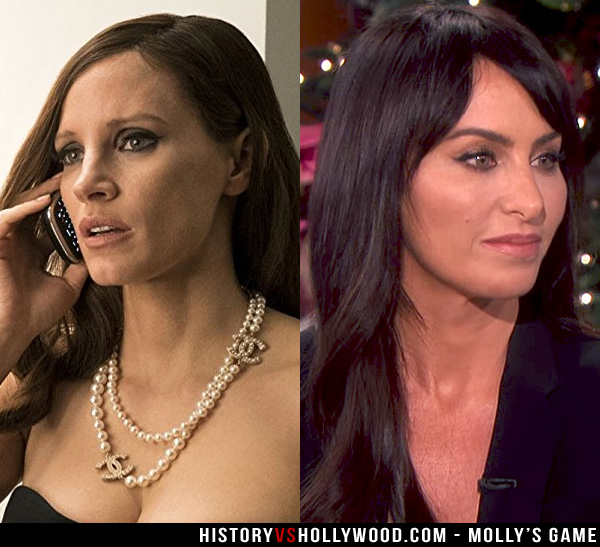 molly's game vs. the true story of molly bloom