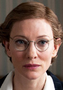 Cate Blanchett as Claire Simone