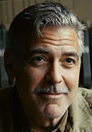 George Clooney as Frank Stokes