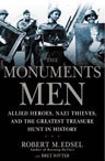 The Monuments Men book Robert Edsel
