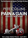 Pete Collins Pain & Gain book