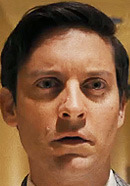 Tobey Maguire as Bobby Fischer  Tobey Maguire