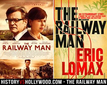 The Railway Man Movie and Eric Lomax Book