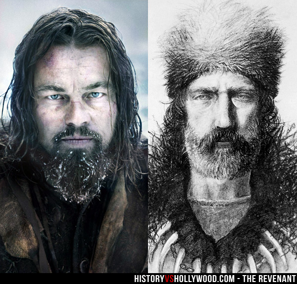 Image result for hugh glass