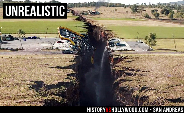 Could San Andreas Actually Happen Is The Movie Accurate