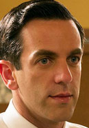 B.J. Novak as Robert Sherman