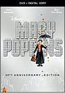 Mary Poppins Movie 50th Anniversary Edition