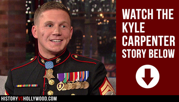 Corporal Kyle Carpenter