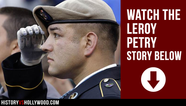 Army Sergeant First Class Leroy Petry