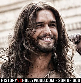 Jesus as Portrayed in Son of God