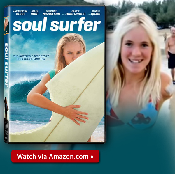 Soul Surfer True Story Movie Vs Real Bethany Hamilton Shark Attack
