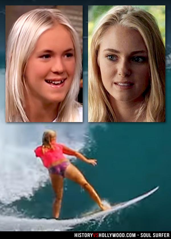 Soul Surfer True Story Movie Vs Real Bethany Hamilton Shark Attack