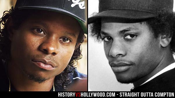 Eazy E: Straight Outta Compton N.W.A Movie Vs True Story Of N.W.A