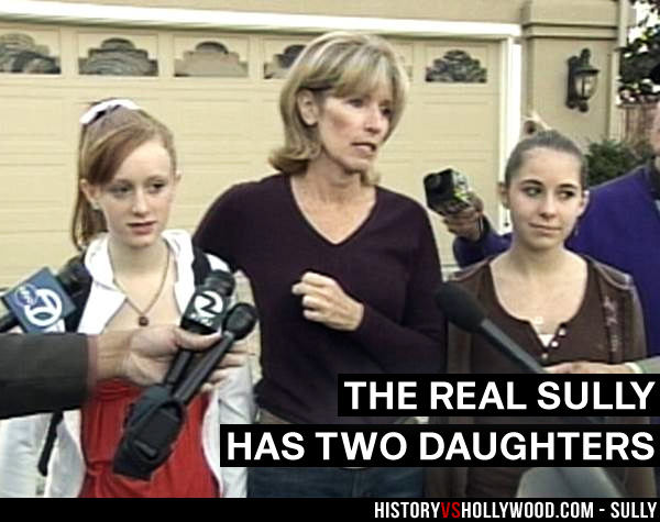 Lorraine Sullenberger and Daughters Kelly and Kate