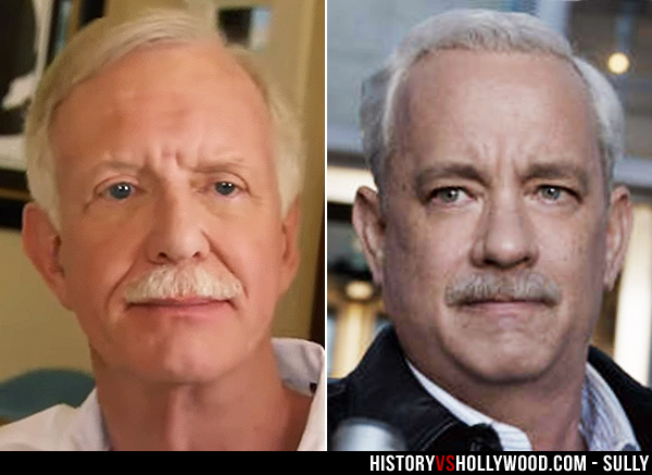 Sully and Tom Hanks