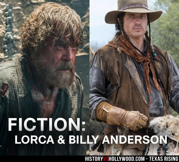 Lorca and Billy Anderson Texas Rising