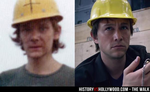 The Walk Movie vs  True Story of Philippe Petit, Man on Wire