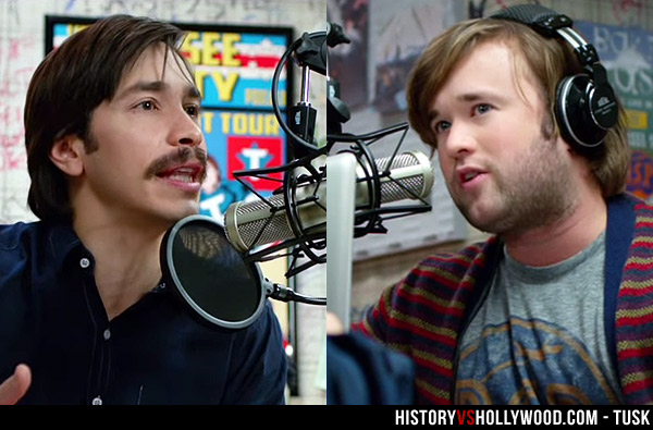 Justin Long and Haley Joel Osment