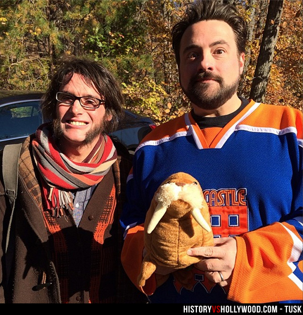 Chris Parkinson and Kevin Smith