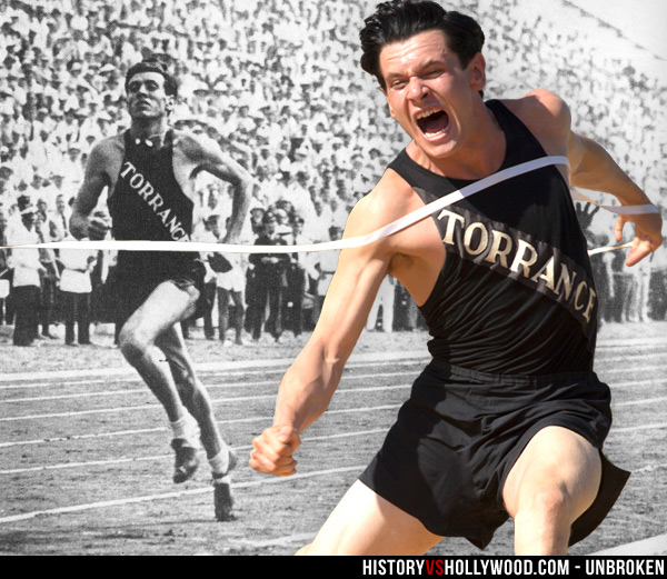 Zamperini Olympic 5000 meter trial