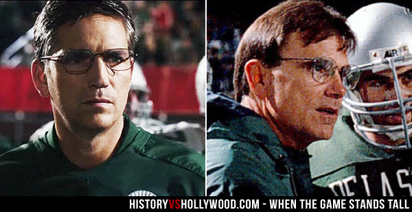 Like jim caviezel s character in the when the game stands tall movie