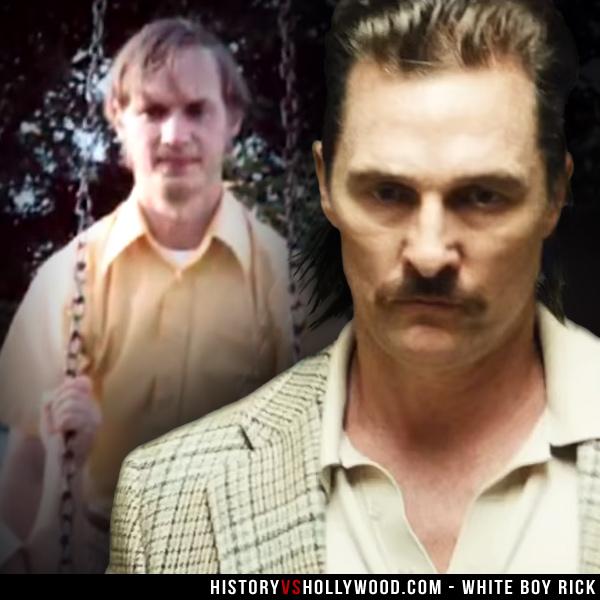 White Boy Rick Movie vs  the True Story of Richard Wershe Jr
