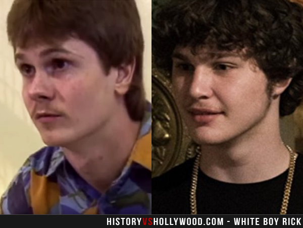 White Boy Rick Movie vs  the True Story of Richard Wershe Jr