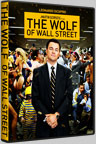 The Wolf of Wall Street DVD Blu-ray movie