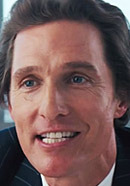 Matthew McConaughey as Mark Hanna