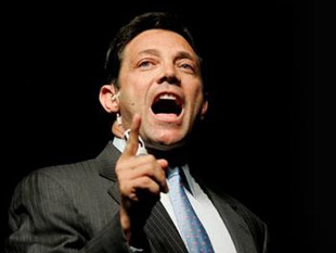 Jordan Belfort Motivational Speaker